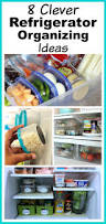 kitchen organization ideas budget 8 clever refrigerator organizing ideas hacks to gain space in