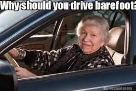 Driving Meme - meme creator old lady driving meme generator at memecreator org