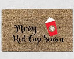 Holiday Doormat Cave Door Mat Cute Doormat Cute Door Mat Funny
