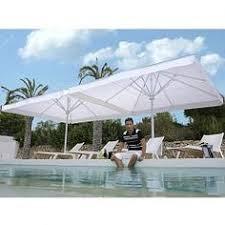 Big Patio Umbrellas by Outdoor U0026 Garden Best Orange Patio Cantilever Umbrella For Modern