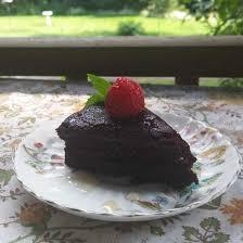 farmhouse easy vegan chocolate cake recipe chef elizabeth on the