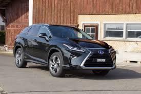 lexus rx 400h kaufen lexus rx 450h der hybrid suv im test die neue grösse blick