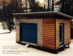 shed plans are here diyatlantamodern