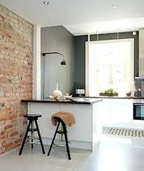 cuisine moderne ouverte sur salon cuisine moderne amacnagement cuisine en longueur