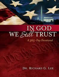 god trust 365 devotional richard lee