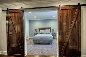 interior barn doors for homes bedroom design ideas with barn door home garden