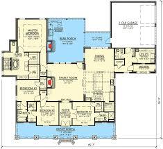 outdoor living floor plans 4 bed acadian with generous outdoor living space 56408sm