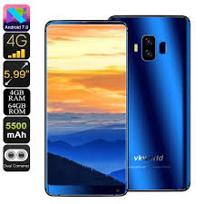 the newest android phone wholesale vkworld s8 android smartphone from china