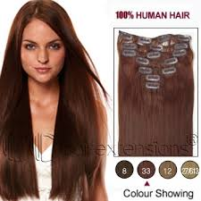 24 inch hair extensions inch auburn 33 clip in hair extensions 200g 10pcs