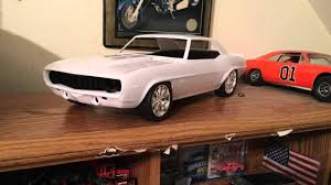 chip foose 1969 camaro 1 12scale foose 69 camaro build