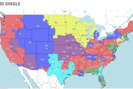 Map Buffalo Denver Broncos Vs Buffalo Bills Tv Broadcast Map Nfl Week 14