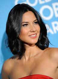 medium length haircuts for thin hair and oval faces styles