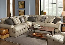 Rooms To Go Sofa Reviews by Shop For A Cindy Crawford Home Lincoln Square 4 Pc Sectional