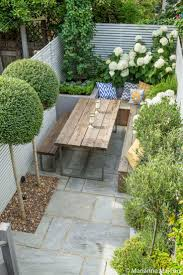 Outdoor Side Table Ideas by Best 25 Garden Table Ideas On Pinterest Tile Tables Ikea Lack