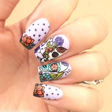 mexico 01 moyou london mexico stamping nail pinterest ps