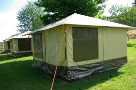tente 4 chambres tente aménagée en lozère près du lac de naussac la cigale de l