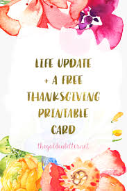 free thanksgiving fonts free thanksgiving printable card life update the golden letter