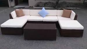 Outdoor Sectional Furniture Clearance by Sofas Center Barcelona Outdoor Sectional Sofa Set Wicker Youtube
