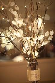 Diy Branches Centerpieces by 96 Best Wedding Centerpieces Images On Pinterest Marriage