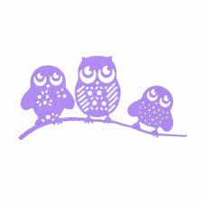 Online Shop Owls Pattern Metal Cutting Dies Stencils Scrapbook