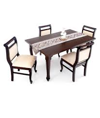4 Chair Dining Table Set With Price Dining Table Set Price India Table Restaurant Chairs And Tables