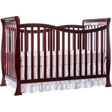 Convertible Crib Espresso by Dream On Me Violet 7 In 1 Convertible Crib Espresso