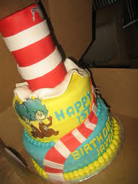 dr seuss cat in the hat cake custom cakes virginia beach