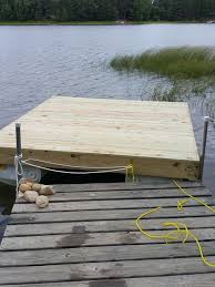 floating dock with barrels updated 9 steps with pictures