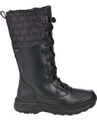 ugg s belfair boots lyst ugg belfair waterproof uggpure boot in black