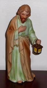 joseph porcelain figurine homco 5603 nativity scene replacement