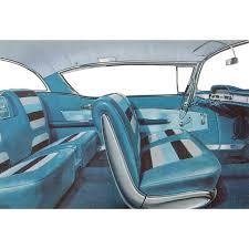 1970 Chevelle Interior Kit Complete Interior Kits Impalas Com
