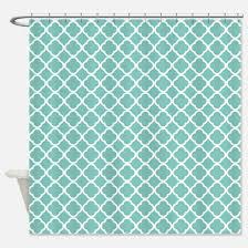 Moroccan Trellis Fabric Clover Trellis Shower Curtains Clover Trellis Fabric Shower