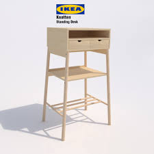 Standing Ikea Desk by Ikea Knotten Standing Desk Model