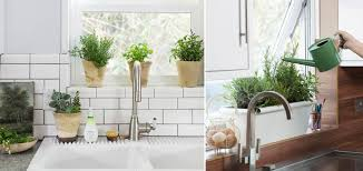 Kitchen Windowsill 5 Ways To Make Your Kitchen Windowsill Work For You Fitzgerald