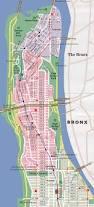 Street Map Of New York City by City Of New York Inwood U0026 Washington Heights Map New York Map