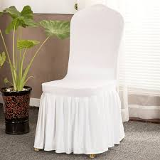 tutu chair covers amazing aliexpress buy universal polyester spandex chair covers