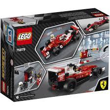 lego speed champions scuderia ferrari sf16 h 75879 lego toys