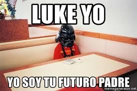 Darth Vader Meme Generator - darth vader luke meme generator vader best of the funny meme