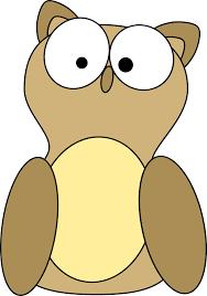 crazy cartoon owl clip art at clker com vector clip art online