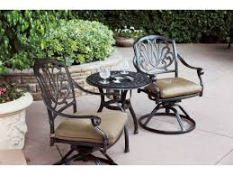 Darlee Patio by Darlee Outdoor Living Series 60 Cast Aluminum 24 Round End Table