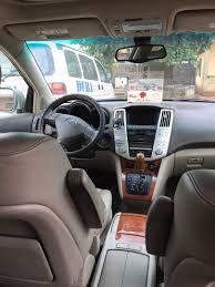 lexus rx330 leather seat newly registered 2005 model lexus rx330 autos nigeria