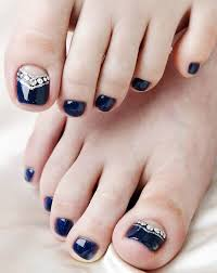 38 latest wedding toe nail art design ideas