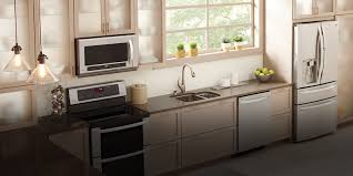 Top Of The Line Kitchen Cabinets by Lg Over The Range Microwave Ovens Lg Usa