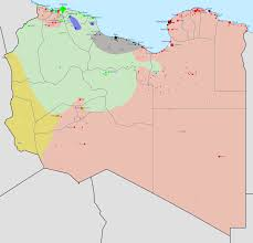 Syria Conflict Map by Template Talk Lebanese Insurgency Detailed Map Wikipedia