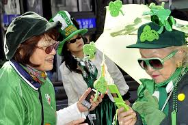 st patrick u0027s day why do we wear green csmonitor com