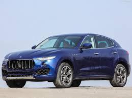 Maserati Levante 2017 Pictures Information U0026 Specs