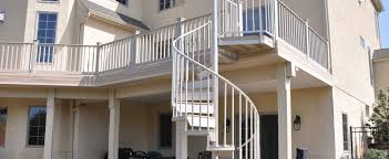 outdoor spiral deck stairs spiral stairs spiral staircases