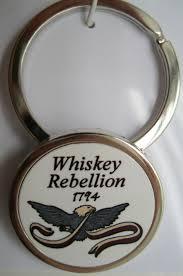 Whiskey Flag Whiskey Rebellion Keychain The David Bradford House