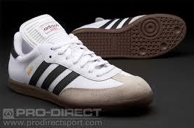 white samba adidas samba classic boots running white black mens soccer