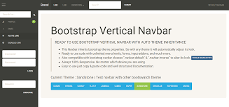 menu templates for bootstrap bootstrap menu template 6 best and professional templates